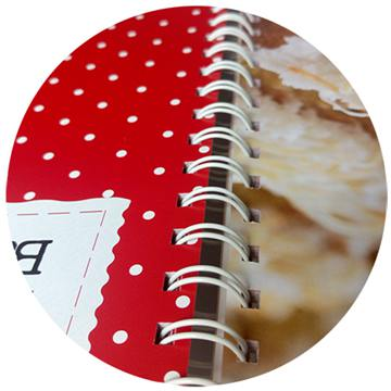 wholesale Hardcover customized full color printing cook book (2)