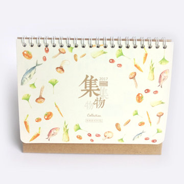 Wholesale custom high quality full color calendar (8)