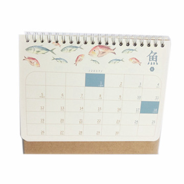Wholesale custom high quality full color calendar (9)