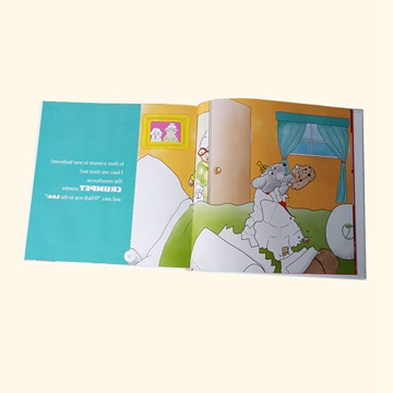 high quality Custom Kids Book Printing Kids Colorful Story Book