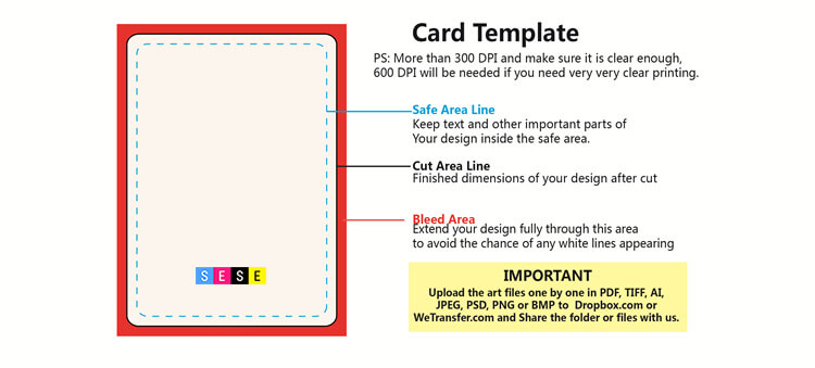 Game-Card-Template