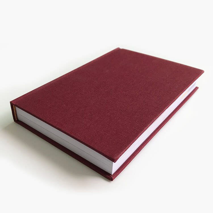 Hardcover cheap customized book printing