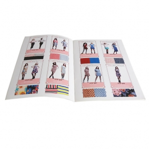 China full color - colour catalog printing