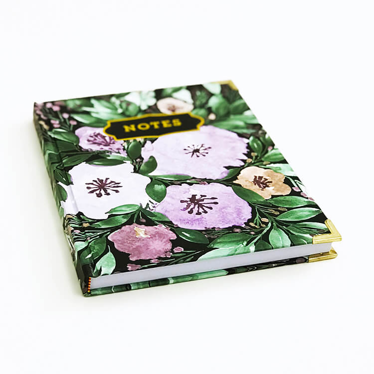 custom hardcover notebook planner