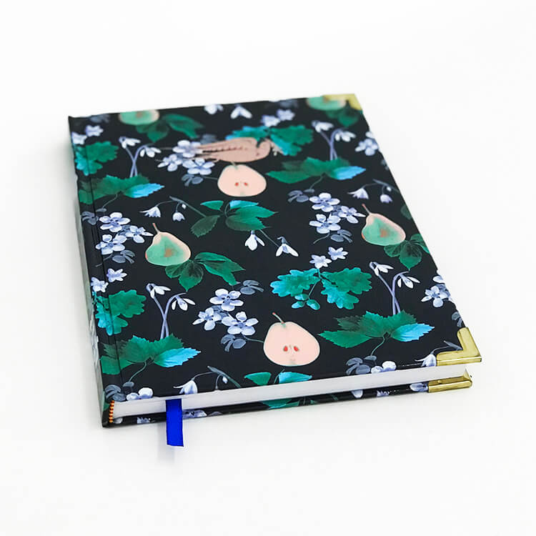 hardcover Notebook Planner