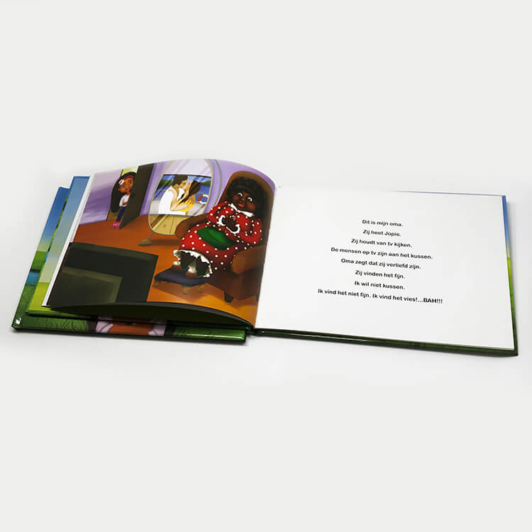 high quality Personalized Story Books