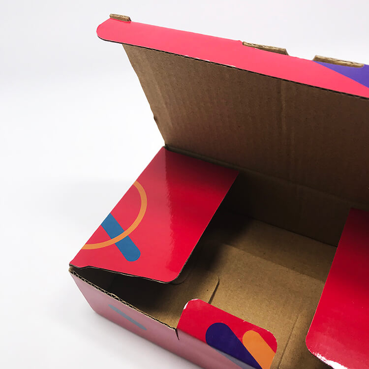 Custom Cosmetic Paper Packaging Color Box (9)