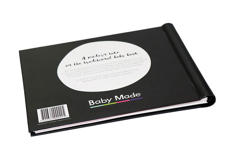 Memory Books for Babies - New Baby Photo Albums (2)