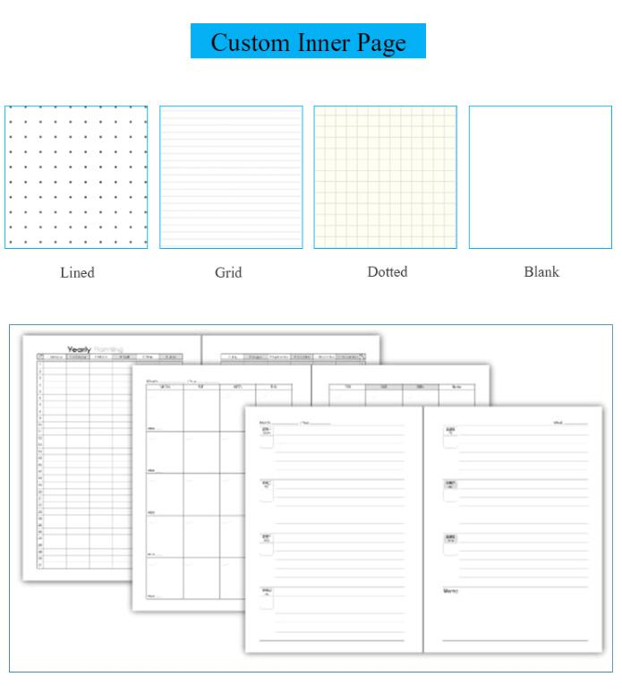 custom inner pages