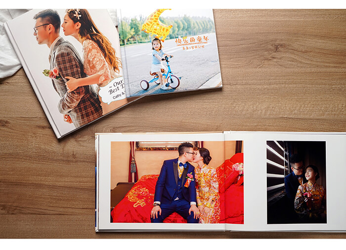 Create Personalized Photo Albums 2019