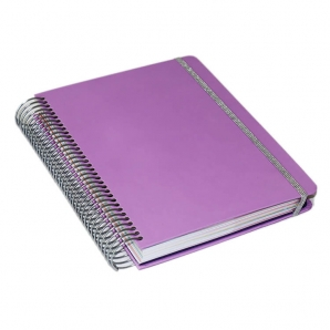 Spiral & Wireless Notebooks -  Subject Notebook College Ruled