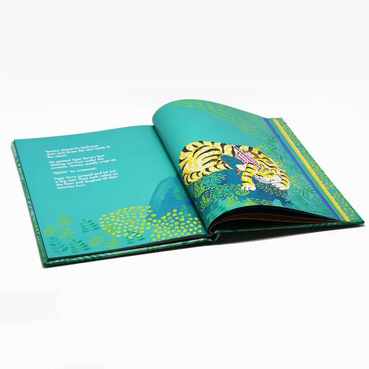 cusom hardcover book printing - print your own books