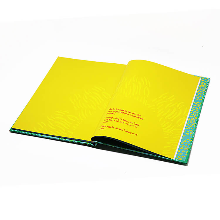 cusom hardcover book printing - print your own books high quality