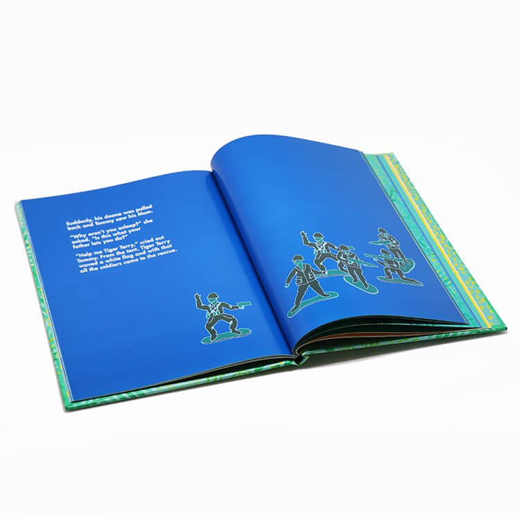 cusom hardcover book printing - print your own books odm