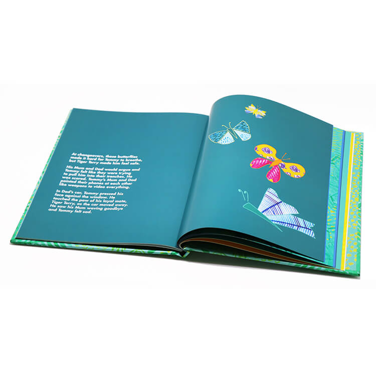 Custom Kids Personalized Books Printing - Print Your Own Children's Book OEM