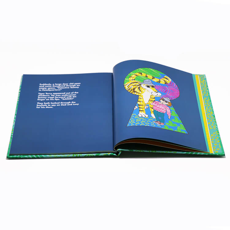 Custom Kids Personalized Books Printing - Print Your Own Children's Book high quality
