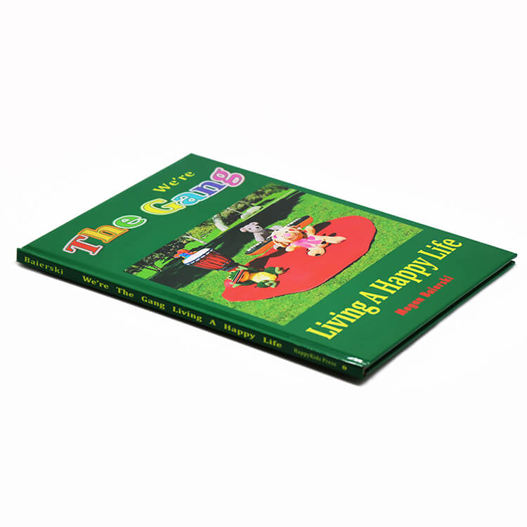 Inexpensive custom bound books printing - print your own hardcover book 2020