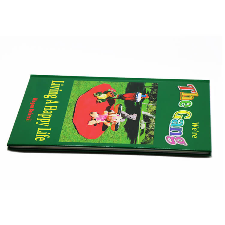 Inexpensive custom bound books printing - print your own hardcover book 2021
