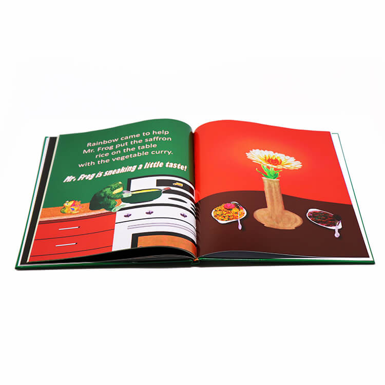 Inexpensive custom bound books printing - print your own hardcover book high quality