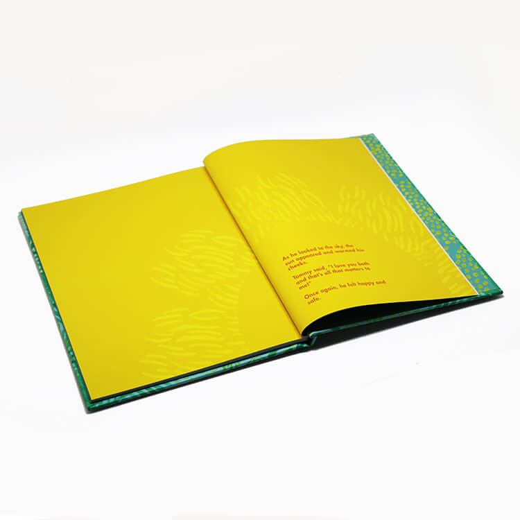 Inexpensive custom bound books printing - print your own hardcover book oem