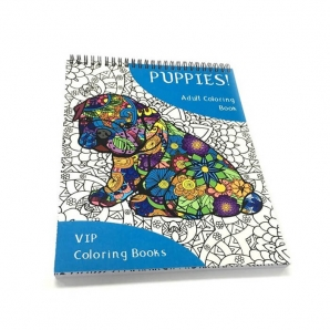 Cheap Children's Book Printing - Custom Coloring Book Printing For Kids