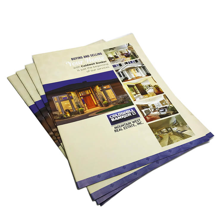 Affordable Catalog Printing  Commercial Magazine Printing