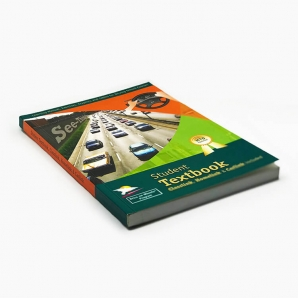 Custom OEM A6 A5 A4 Size Paperback Journal Book Printing